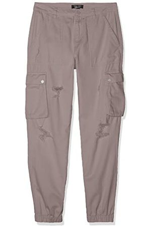 New Look Girls Jackie Ripped Cargo Trousers