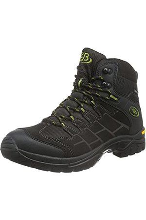 Bruetting Men's Canada High Rise Hiking Boots, (Anthrazit/Grün Anthrazit/Grün)