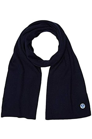 North Sails Wool Cotton Blend Scarf Os