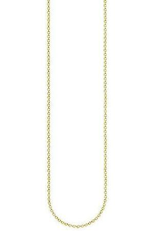 Thomas Sabo Women Silver Necklace & Pendant Chain - KE1105-413-39-L90