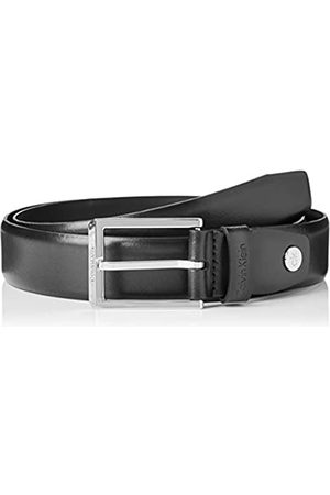 Calvin Klein Men's 35MM ADJ Bombed Belt