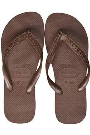 Havaianas Top, Unisex-Adult Flip Flops, (Dark ), 39/40 EU