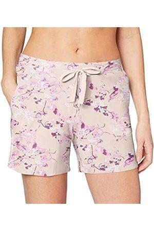 Schiesser Women's Mix & Relax Jerseyhose Kurz Pyjama Bottoms