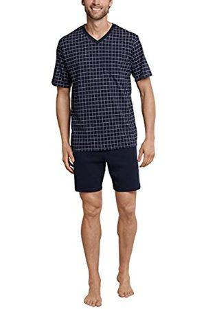 Schiesser Men's Anzug Kurz Pyjama Sets
