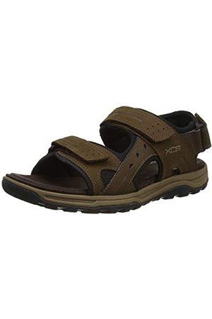 Rockport Men's Trail Technique Adjustable Sandal Ankle Strap, ( 001)