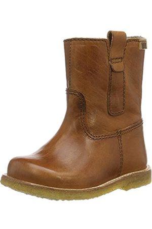 Bisgaard Unisex Kids' Elke Snow Boots, (Cognac 501)
