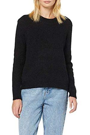 Object NOS Women's Objnete L/s Knit O-Neck Pullover Noos Jumper