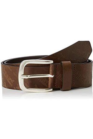 Levi's Men's Two Horse Embossed Belt