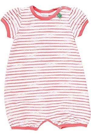 Green Cotton Baby Girls' Ocean Stripe Beach Body Shaping Bodysuit