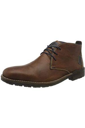 Rieker Men's Herbst/Winter Classic Boots, (Amaretto/Navy/Ozean 24)