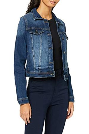Ichi Women's Ihstampe Ja Denim Jacket