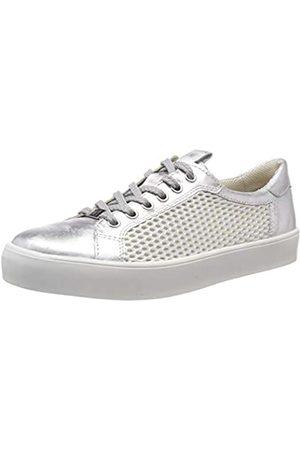 Caprice Women's Inou Sneaker Multicolour / Silver UK