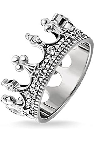 Thomas Sabo Women Ring Crown 925 Sterling