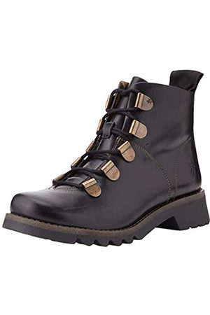 Fly London Women/'s Jabi070fly Ankle Boots Brown Ground Black Size UK 4