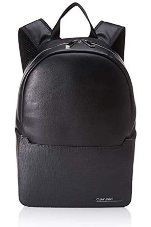 Calvin Klein Mens Sliver Mix Single Round Backpack Shoulder Bag