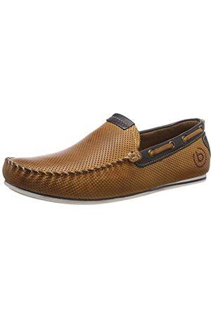 Bugatti Men Loafers - Men's 321704681010 Loafers, (Cognac/Dark 6341)