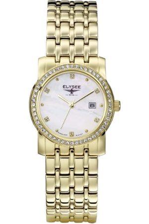 Elysee Women's Quartz Watch 13261 with Metal Strap