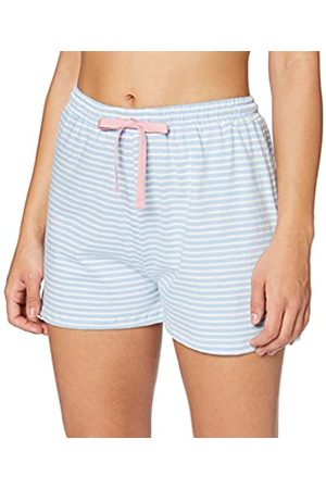 Peopletree Women's Stripe Pyjama Shorts Bottoms