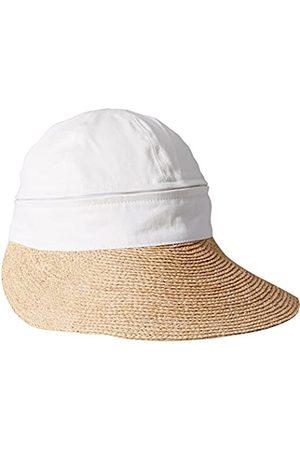 Gottex Women's Regatta Zip Off Crown Convertible Sun Cap with Large Peak Visor