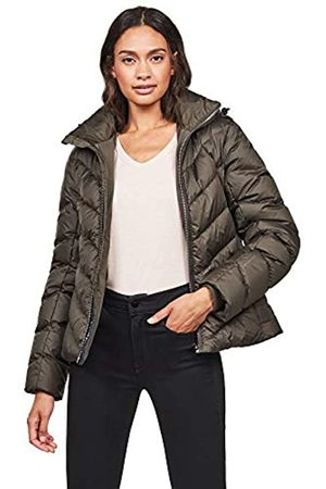 G-STAR RAW Women's Whistler Slim Down Hooded Jacket