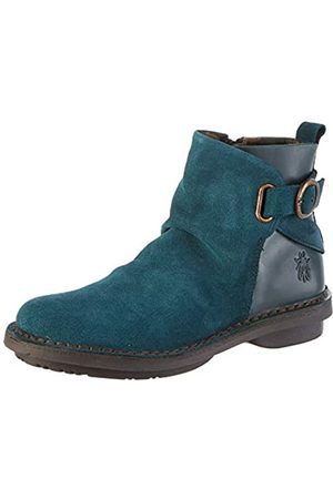 Fly London Women's FICO968FLY Ankle Boots, (Petrol 009)