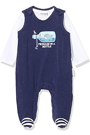 Salt & Pepper Salt and Pepper Baby Boys' mit maritimen Druck Footies