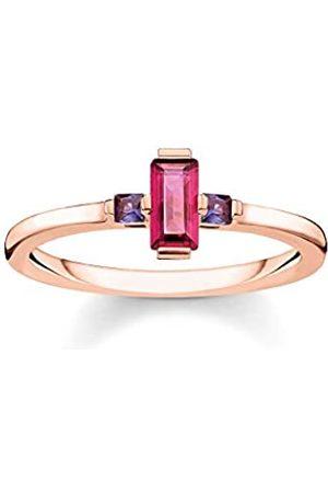 Thomas Sabo Women Vermeil Ring TR2258-540-10-50