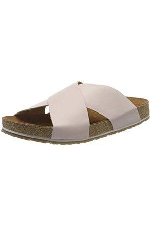 HAFLINGER Unisex Adults' Bio Mio T-Bar Sandals, ( 1195)