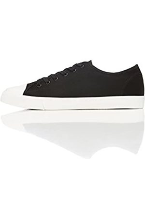 FIND Men's Low-Top Sneakers in Lace Up Baseball Style