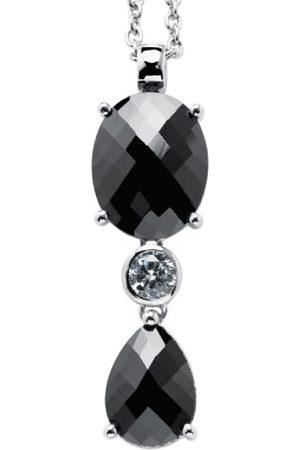 Carlo Monti JCM1058-421 Cubic Zirconia Silver Necklace
