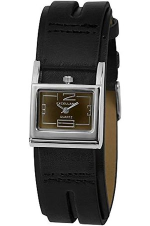 Excellanc Womens Analogue Quartz Watch with Leather Strap 1.92121E+11
