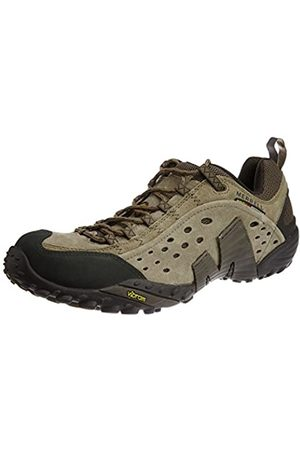 Merrell Men's Intercept Low Rise Hiking Shoes, (Taupe)