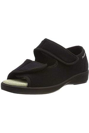 PodoWell Unisex Adults Arian Low-Top Slippers, (Schwarz 7312010)
