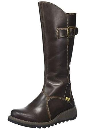 Fly London Girls' MOL 2K Chukka Boots, (Dk 003)