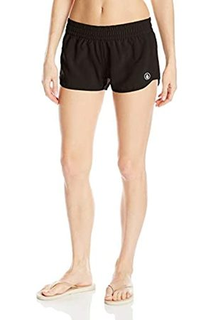 Volcom Women's Simply Solid 2 Inch Boardshort Board Shorts