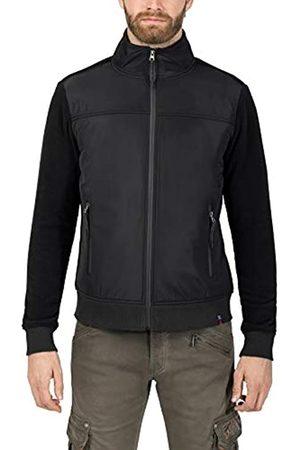 Timezone Men's Nylon Front Jacket Sweat