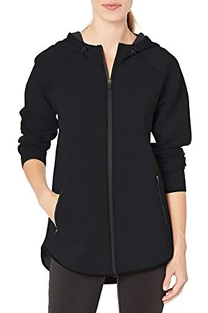 Amazon Essentials Longer Length Bonded Tech Fleece Full-zip Hooded Jacket