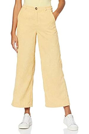 BlendShe Women's Bslonda Ff Crop Pants Trouser