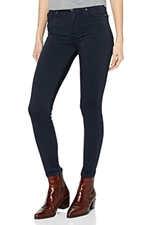 7 for all Mankind Women's Hw Skinny Crop Jeans