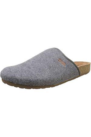 Nordikas Men's Artik Open Back Slippers, (Gris)