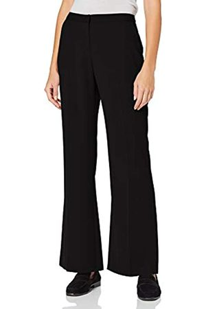 Dorothy Perkins Women's Crepe Bootcut Trousers