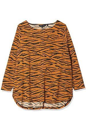 Simply Be Women's Ladies Pack of 2 Dipped Hem Tunics T-Shirt