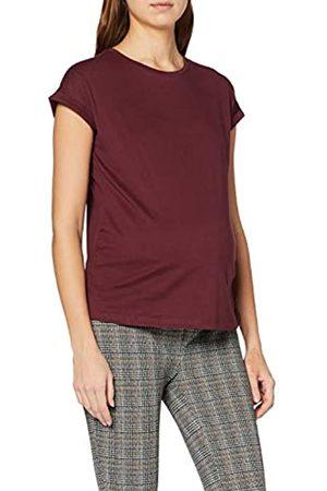 Dorothy Perkins Maternity Women's Berry roll Sleeve tee. T-Shirt