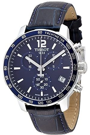 Tissot T095.417.16.047.00 Men Stopwatch Watch with Dial Analog - Digital