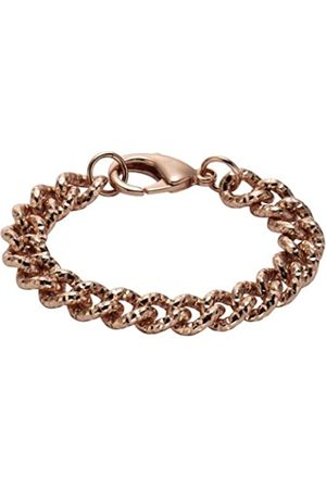 Zeeme Women's Bracelet Gold-Plated Aluminium with Lobster Clasp 208060010–2