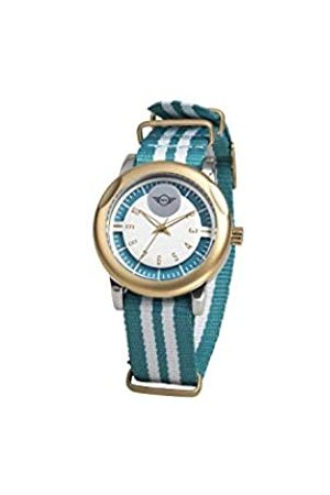 Boden Mini Unisex Adult Analogue Classic Quartz Watch with Nylon Strap SM-019