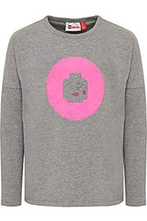 LEGO Wear Girls' Lego LWTIPPI mit Wendepailletten Longsleeve T-Shirt