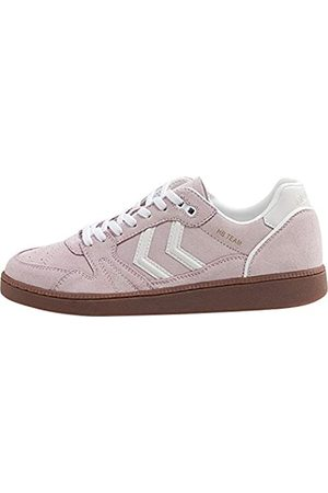 hummel Women's Hb Team Low-Top Sneakers, (Pale Liliac 3333)