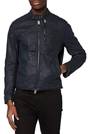 G-STAR RAW Men's Biker Denim Jacket