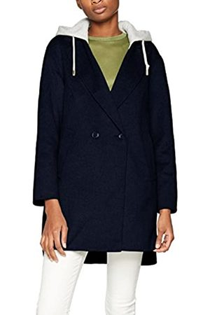 Tommy Hilfiger Women's Ivo Df Hooded Wool Blend Coat